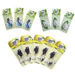 Custom Imprinted MAI Quality Car Air Fresheners / Scented Air Fresheners