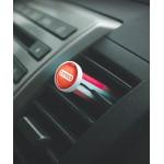 Hot Rod Car Vent Air Freshener Logo Imprinted