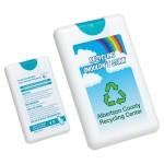 Credit Card Fresh Flush Pretreat Potty Spray Custom Imprinted