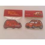 Custom Imprinted Car Air Freshener in Retail Labeled Package