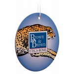 Paper Scents Air Freshener (Oval) Logo Imprinted