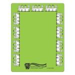 """Custom Printed Repositionable Adhesive Memo Board (8 1/2"""" x 11"""")"""