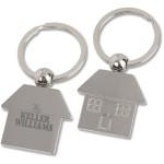 House Key Tag Custom Imprinted