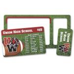 Paper Wallet Card / Keytag Card 30 mil Custom Imprinted
