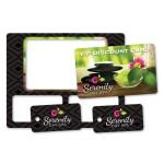 Custom Printed Paper Wallet Card w/ 2 Key Tags