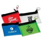 Custom Printed Key Tag PVC Pouch