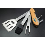 Multi functional Folding Barbecue Tool Logo Imprinted