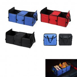 Custom Imprinted Multi-function Folding Insulation Car Storage Box