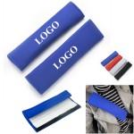 Soft Car Seat Belt Pad Cover Custom Imprinted