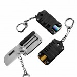 Portable Multi-function Screwdriver Tools With Keychain Custom Printed