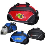 All Purpose Sports Duffel Bag W/ Shoe Compartment