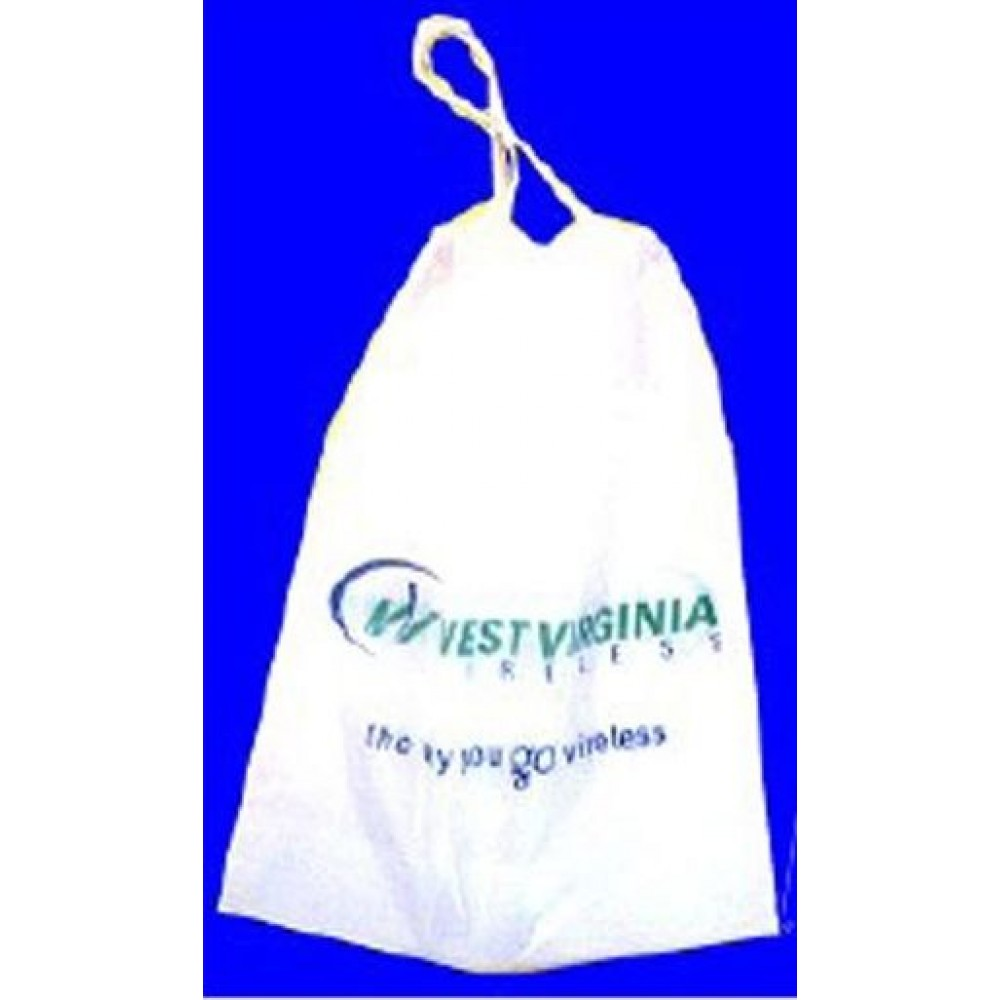 "Cotton Drawstring Bag (15""x16""x4"")"