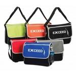 Outliner Messenger Bag Branded