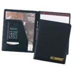 Imprinted Calc-U-Folio Portfolio w/Calculator (Imported)