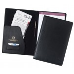 Imprinted The Law Maker Legal Size Portfolio w/Legal Pad (Imported)