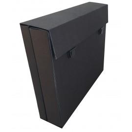 "Maxi Portfolio Briefcase Style w/2 Pockets (12.5""x10""x2.63"") Custom Printed"