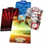 Custom Printed Legal Size Full Color Process Clipboards