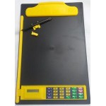 Clipboard W/Digital Ruler Branded