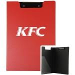 Custom Imprinted Clipboard Portfolio with Inside Pocket