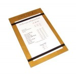 Promotional Wood Menu Holder