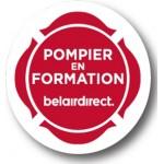 "Eco Friendly Circle Laminated Clothing Stickers (2.5"" Diameter) Custom Imprinted"