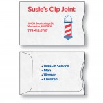 Tyvek Spun-bounded Olefin Card Sleeve Branded
