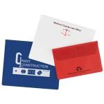 """Custom Imprinted Medium Document Portfolio (12.125""""x10"""")"""