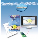 Custom Imprinted Cloud Nine Medical Professionals/Healthcare Music Download Greeting Card / Crazy About You