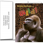 Birthday Greeting Cards w/Imprinted Envelopes Custom Imprinted