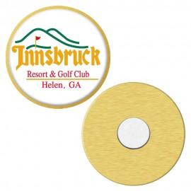 Promotional medical awareness ribbon pins,custom imprinted
