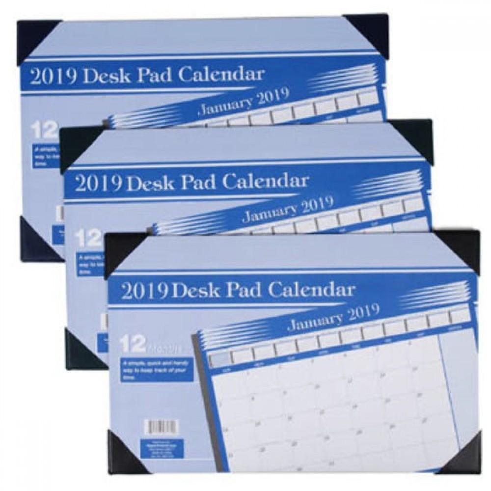 Desk Calendar Logo Printed