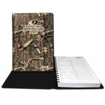 Daily Planner Notebook MO Camo BUI Custom Imprinted