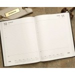 Custom Imprinted Large Daily Appointment Planner