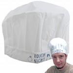 Branded Chef Hat