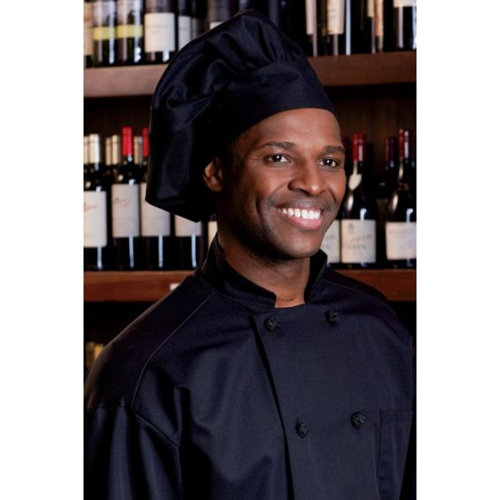 Custom Imprinted Poplin Chef Hat