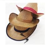 Customized Adult western straw cowboy hat