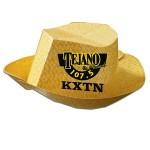 Branded Straw Hat