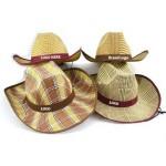 Cowboy Straw Hat Branded