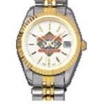 Women's Pedre Statesman White Dial Watch Branded