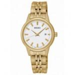 Women's Seiko Quartz Watch (Gold) Custom Imprinted