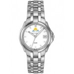 Selco Geneve Men's Silver Passport Watch Custom Imprinted