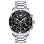 Men Movado Series 800 Chronograph Watch Custom Imprinted