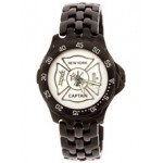 Selco Geneve Men Technica Onyx Medallion Watch Logo Printed