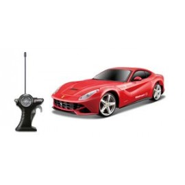 "1/24 Scale 7"" Remote Control Car Ferrari F12 Berlinetta - Full Color Logo Custom Imprinted"