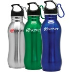 Eastvale - 20 Oz. Stainless Steel Sports Bottle Custom Branded