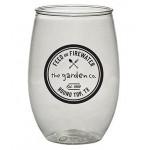 Logo Printed 16 Oz. Stemless Tritan Wine Glass