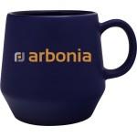 16oz Verona Mug (Matte Cobalt Blue) Custom Printed