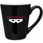 Logo Printed 16oz Vito Mug (Black)
