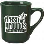 Custom Branded 8.5 oz. Green Toledo Mug