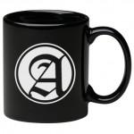 Custom Branded 11 oz. Black C Handle Mug